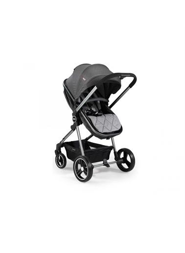 Baby2go Baby2Go 2041 Mirage Travel Sistem Bebek Arabası Siyah